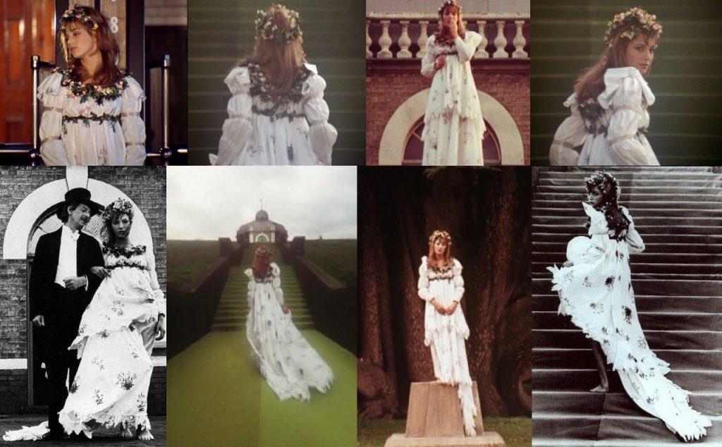 Историческое кино с платьями